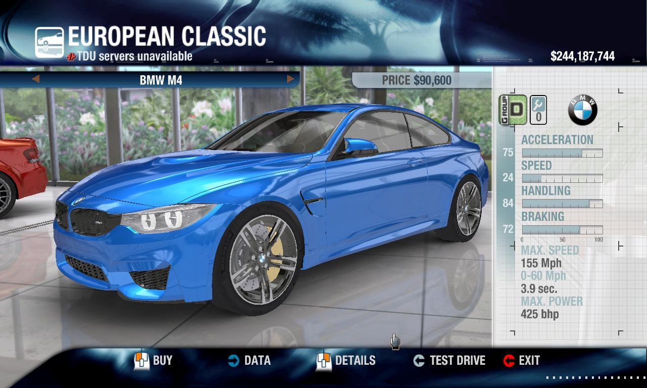 Rulezzz 2016 BMW M4 physics + performace packs