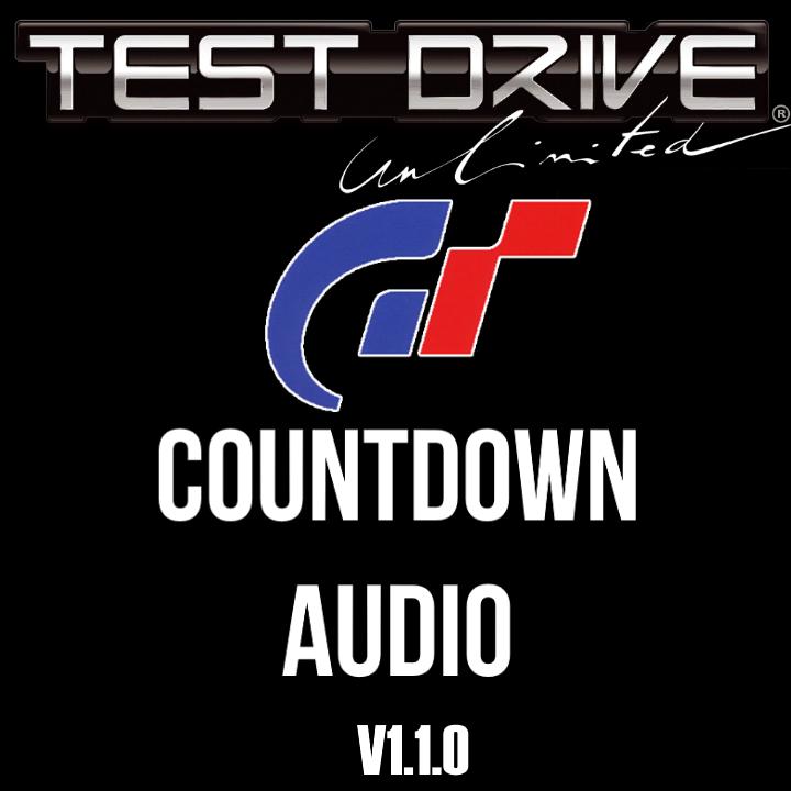 TDU Gran Turismo Countdown Replacer