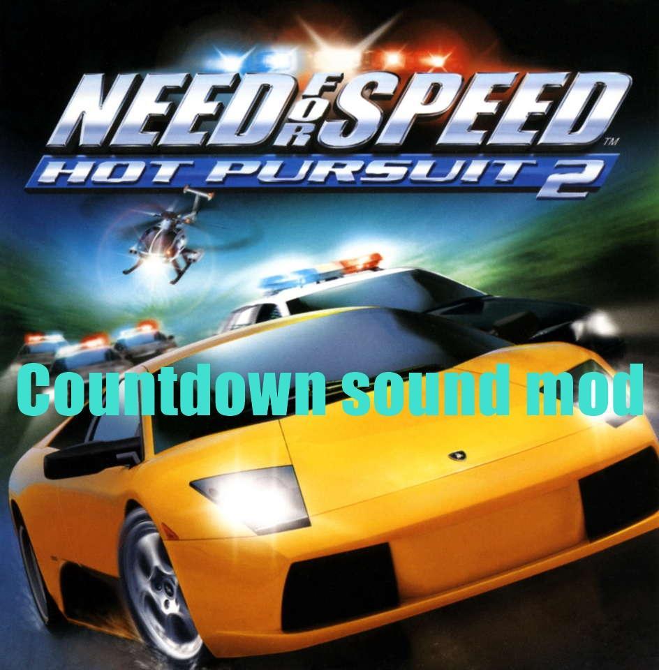 NFS Hot Pursuit 2 Countdown Sound Mod