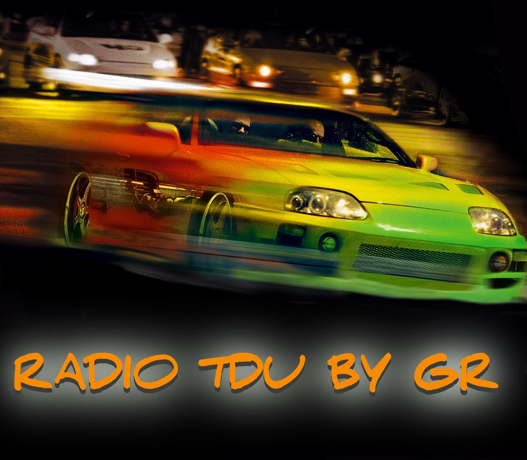 Radio Stations TDU by GR