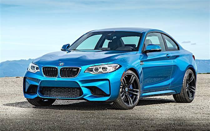 BMW M2 F87 SOUND