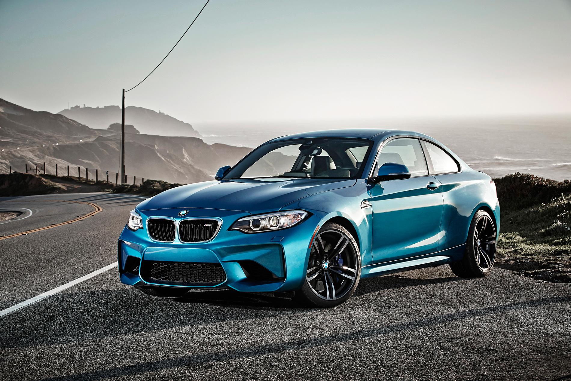 BMW M2 F87 Sound!