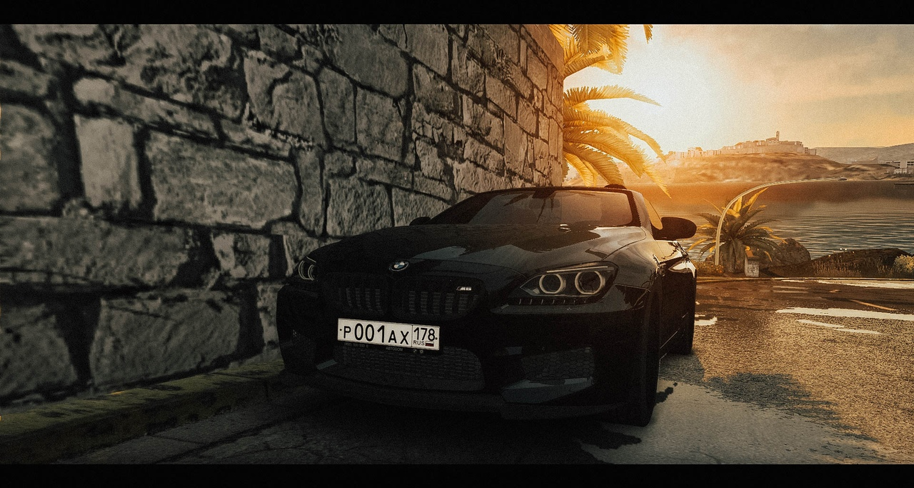 Knyazevs + Irina Raevskaya: 2013 BMW M6 CONVERTIBLE