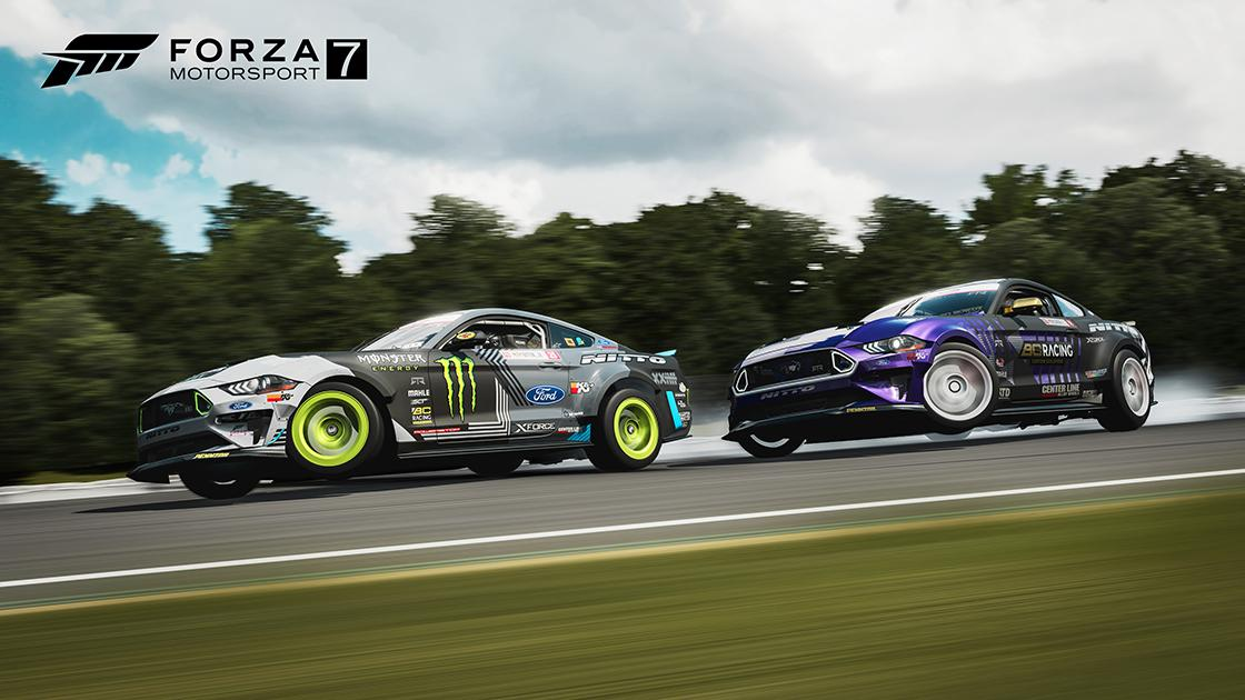 Forza Motorsport 7 March 2019 Update - Driving Games