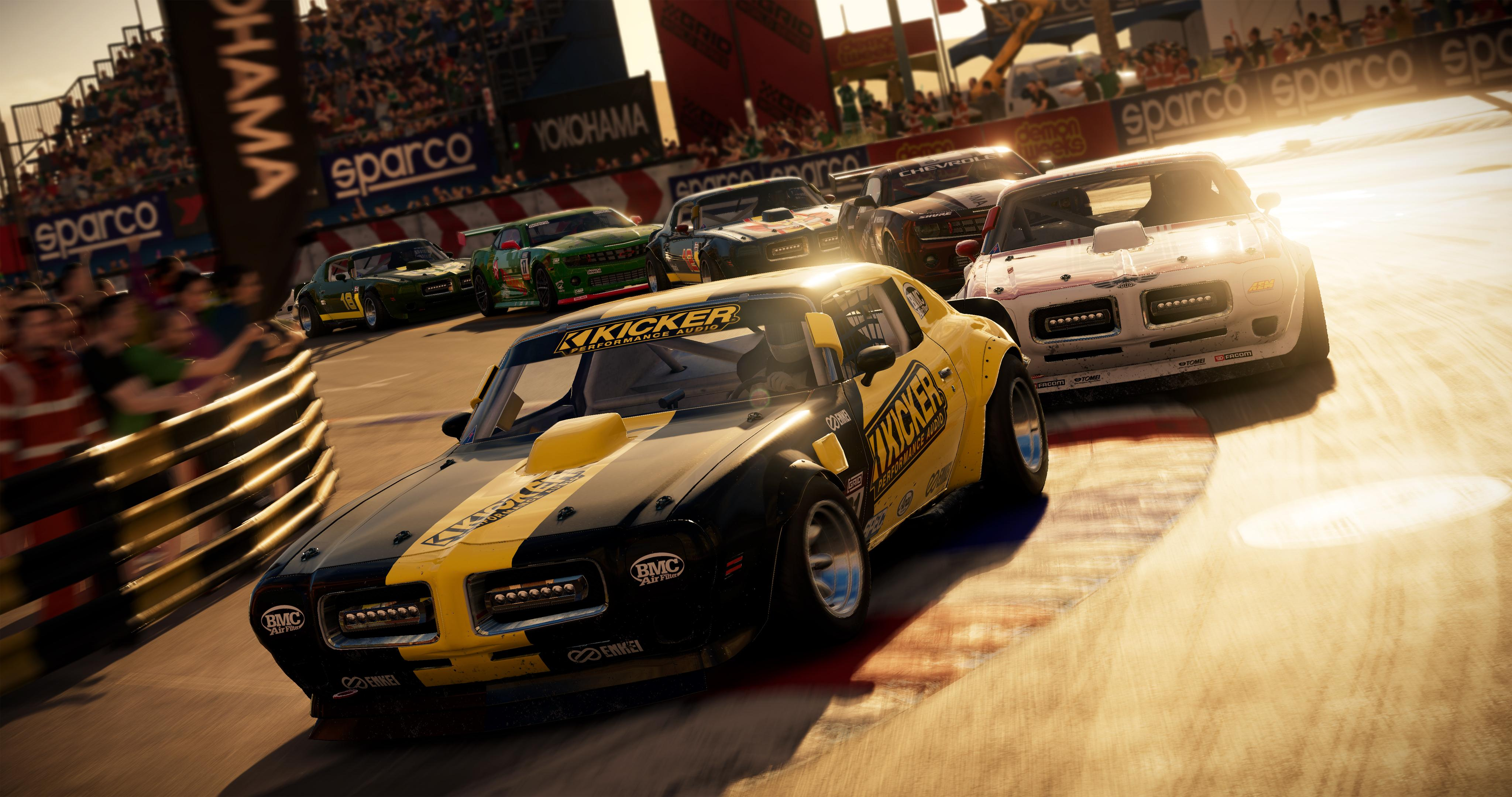 New Codemasters GRID Game - Release Date