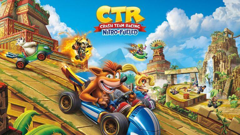 Crash Team Racing Nitro Fueled - Release Date