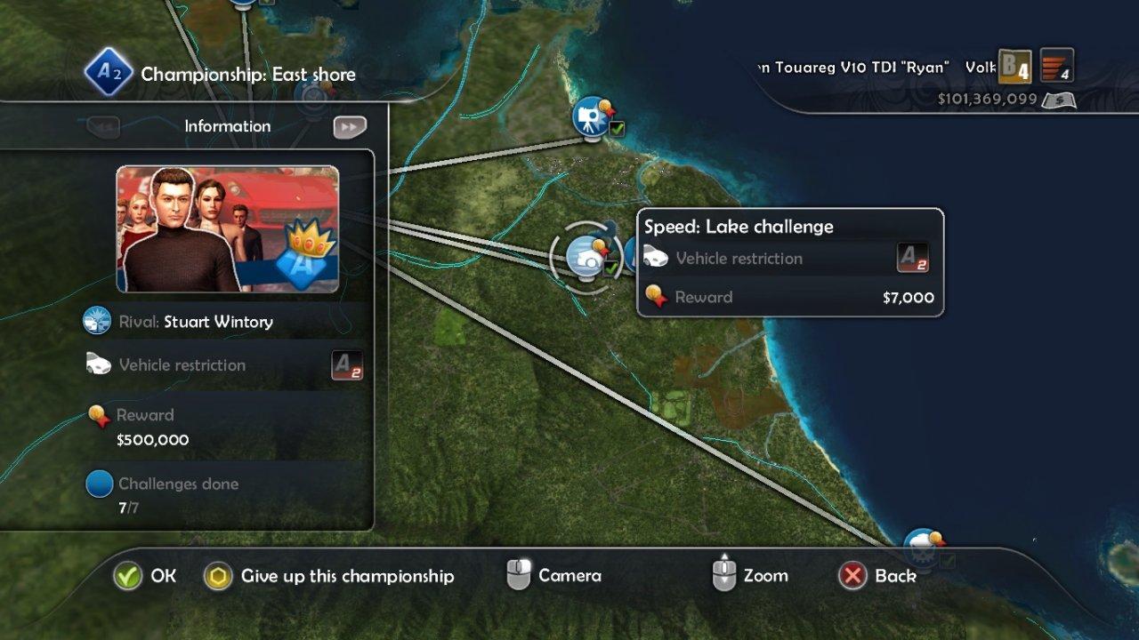 TDU 2 Weekly Community Challenge Series Week 2